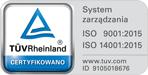 Jednostka certyfikująca TÜV Rheinland